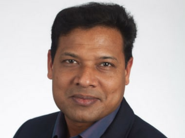 File image of Grameen Foundation chief Prabhat Labh. Grameen Foundation