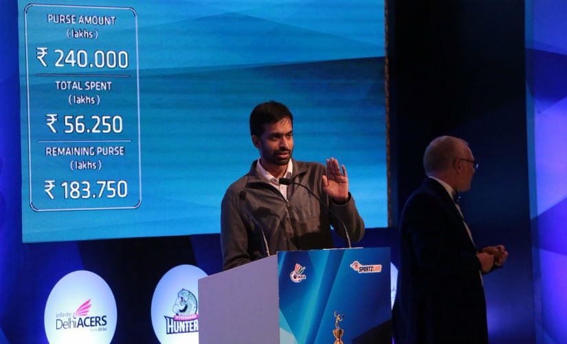 Pullela Gopichand. Image from Twitter/@PBL_India
