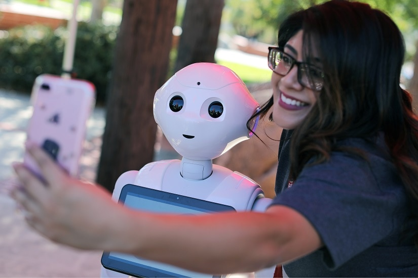 The notion of artificial intelligence is something which has long excited technological society. REUTERS