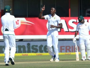 South Africa vs Australia: Proteas pacer Kagiso Rabada to learn ban appeal result by Wednesday