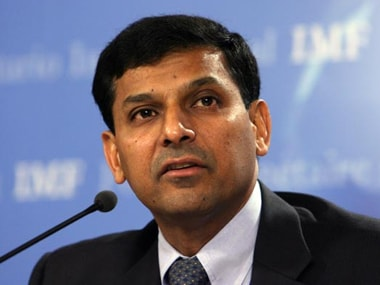 File image of former RBI governor Raghuram Rajan. PTI
