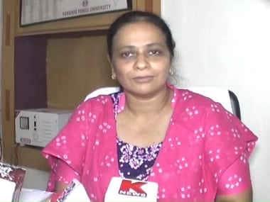 File image of Royona Singh. Firstpost