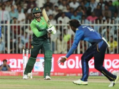 Pakistan vs Sri Lanka: Babar Azam, Shoaib Malik help hosts ease past visitors after Hasan Ali heroics
