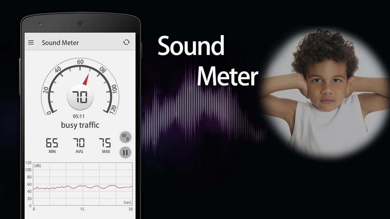 Sound Meter & Noise Detector. Google Play Store