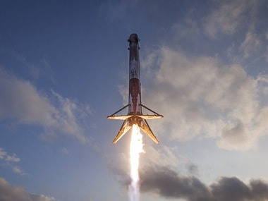 Falcon 9 rocket. Image: SpaceX