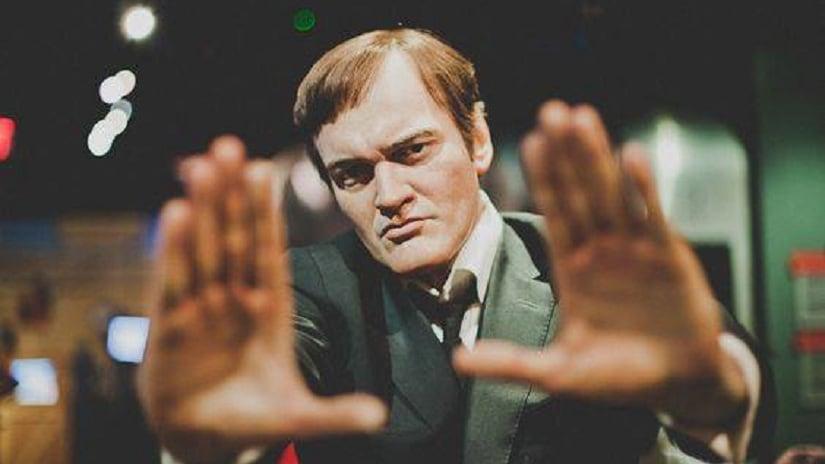 Quentin Tarantino. Image via Facebook