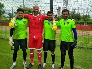 Chennaiyin FC have named Tony Warner as their goalkeeping coach for the upcoming ISL season. Image courtesy: Twitter @ChennaiyinFC