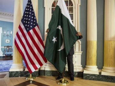United States and Pakistan. Representational image. Reuters