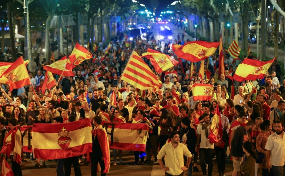 Spain fired Catalonia's regional government and dissolved its Parliament. Reuters