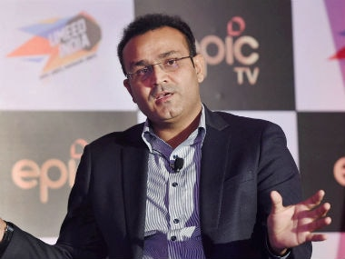 Virender Sehwag turns 39 and Twitterati heartily congratulates 'king of entertainment'