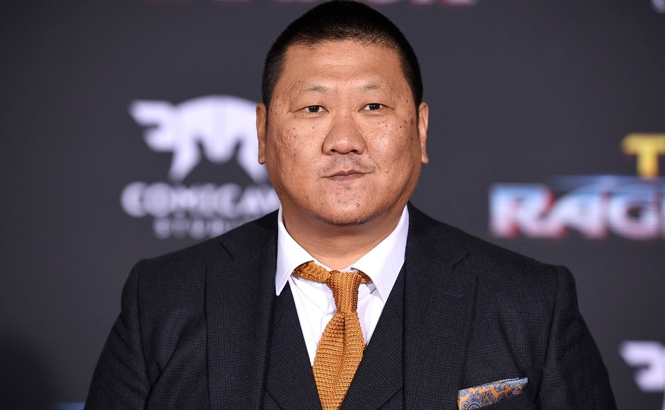 Benedict Wong at the world premiere of Thor: Ragnarok. Photo courtesy: AP/Chris Pizzello