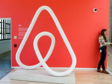 AirBnB. Reuters.