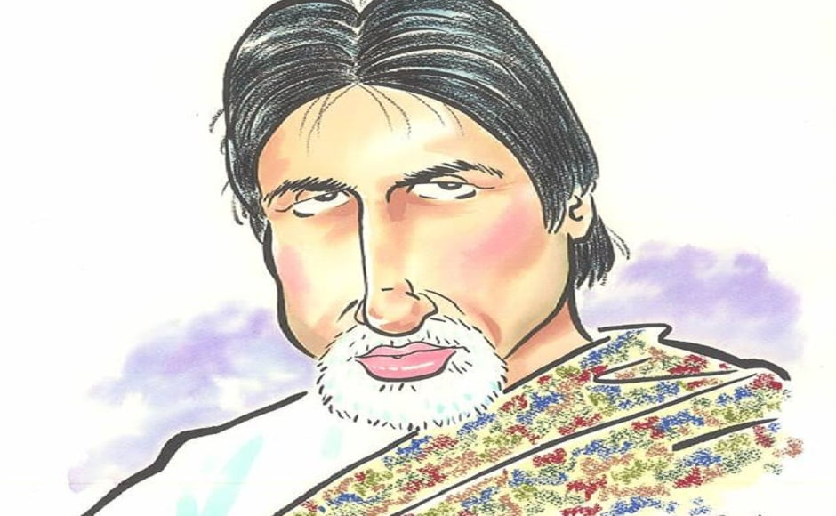 Amitabh Bachchan in 2000 when Aditya Chopra's romantic drama Mohabbattein led to his second innings in Bollywood