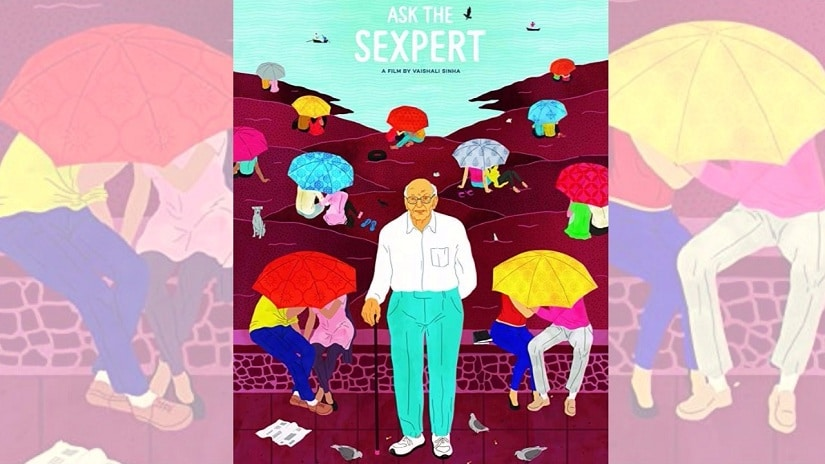 Poster for Ask The Sexpert