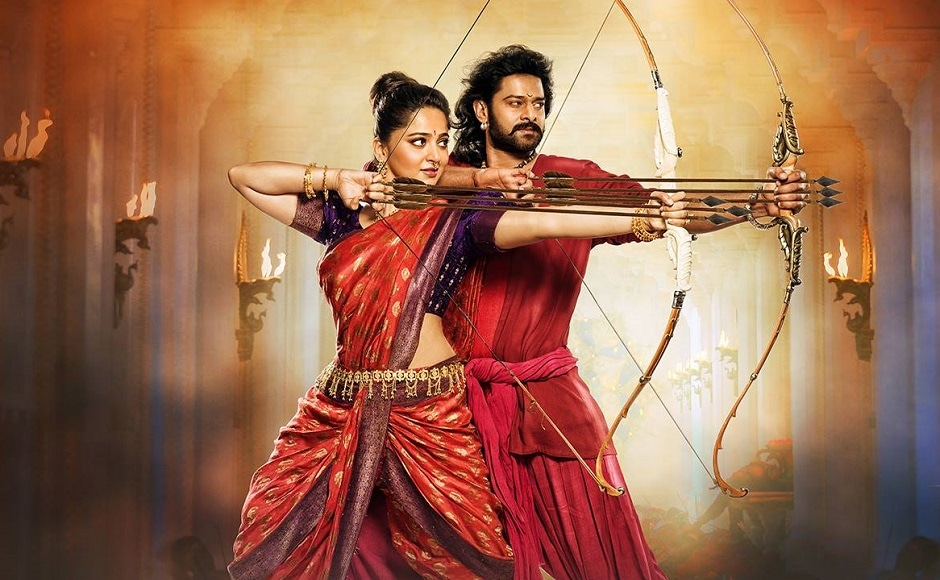 Baahubali 2 was a much-anticipated film, and it earned SS Rajamouli the title of being the director of India's highest grossing film of all time. Image from Facebook/@BahhubaliMovie