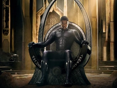 A poster for Black Panther. Image from Twitter/@theblackpanther