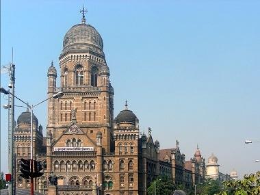 File image of Brihanmumbai Municipal Corporation (BMC). Wikimedia Commons