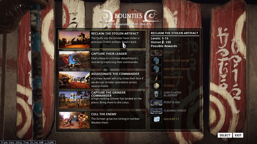 The Bounty Board
