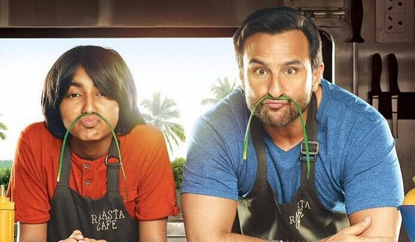 From the poster for Chef