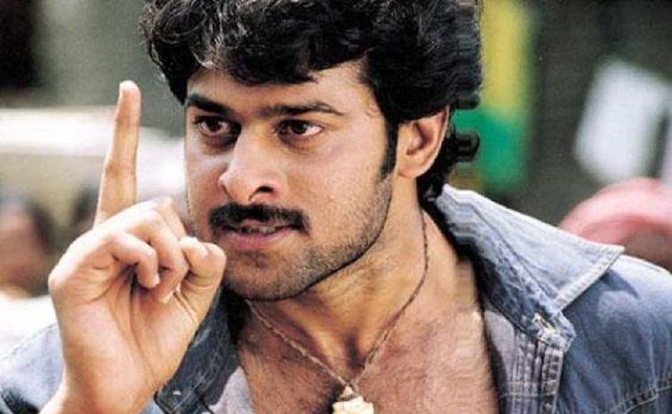 Chatrapathi was one of SS Rajamouli's earliest films, and one of his first collaborations with Prabhas. It told the story of a man who fought for the rights of refugees from Sri Lanka. Image from Facebook/@Prabhasrajufc