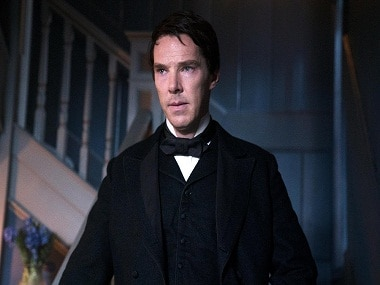 Benedict Cumberbatch in a still from The Current War. YouTube
