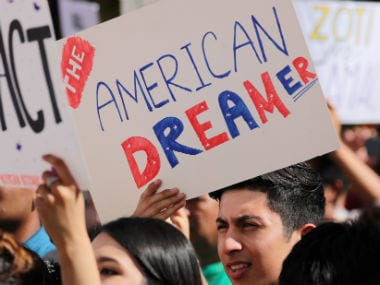 As deportation deadline draws closer, US Senate begins immigration debate to decide fate of 7,00,000 'Dreamers'