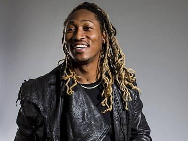 Rapper Future slammed on Twitter for promoting upcoming Las Vegas gig day after mass shooting