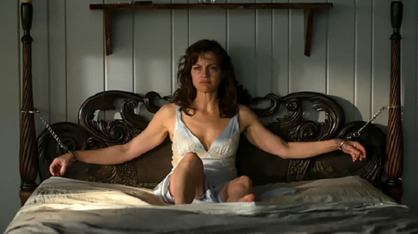 Still from Gerald's Game. Image courtesy Netflix