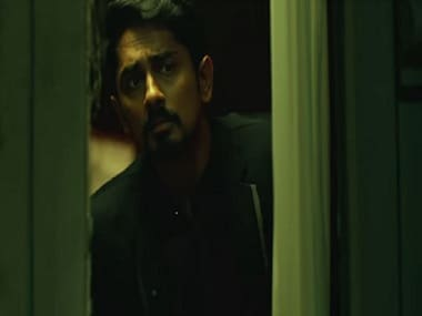 Siddharth in a still from The House Next Door. YouTube
