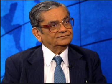 Jagadish Bhagwati, University Professor of Economics, Law, and International Relations at Columbia University.