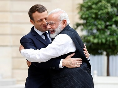 Emmanuel Macron's India visit injects new dynamism in Indo-France ties; gives New Delhi an ally in face of Chinese expansionism