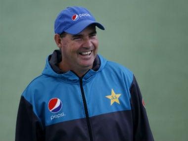 File photo of Pakistan coach Mickey Arthur. Reuters