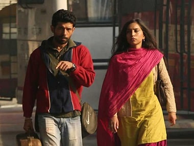 Mukkabaaz movie review: Anurag Kashyap's film beautifully explores love in the time of hate