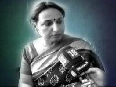 Suspending acting principal Neerja Batra. News18