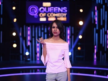 TLC's first Indian Queen of Comedy Niveditha Prakasam on having the last laugh, future plans
