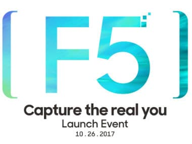 Oppo F5 launch is on 26 October in Philippines. Facebook.