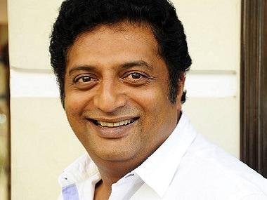 File image of Actor Prakash Raj. Facebook @PrakashRajOfficial