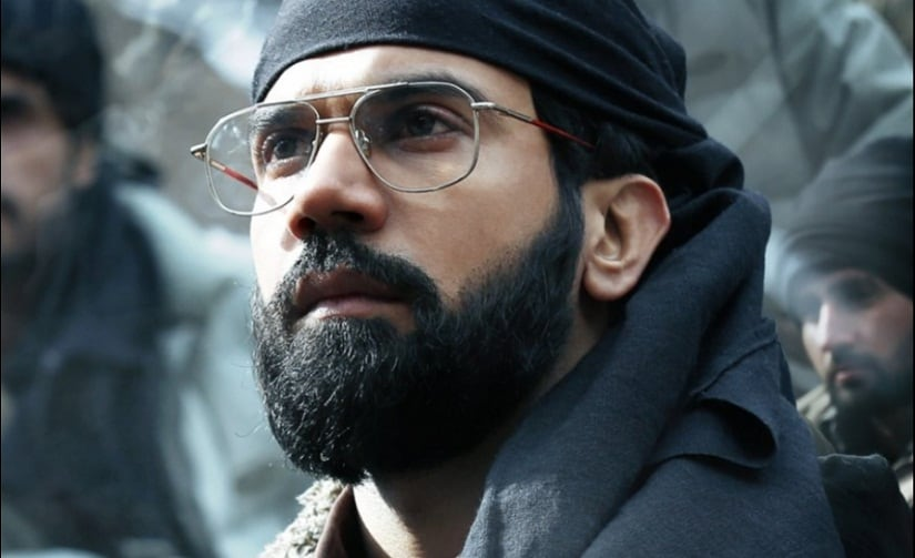 First look of Omreta released, features actor Rajkummar Rao