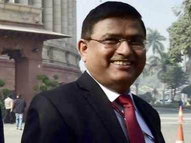 File image of IPS officer Rakesh Asthana. PTI