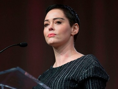 Rose McGowan cancels promotional book tour after being insulted by trans woman at event