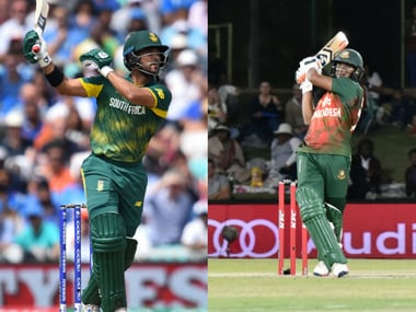Highlights South Africa vs Bangladesh, 2nd T20I at Potchefstroom: Tigers end tour without a win with 83-run hammering