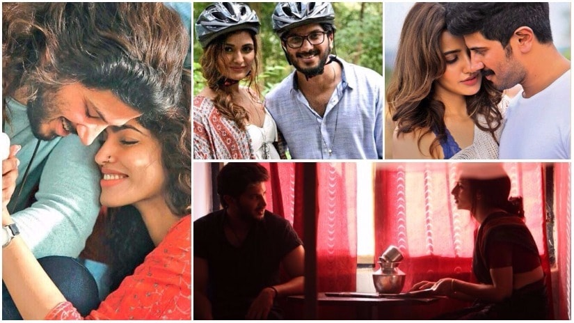 Dulquer plays four different characters in Solo. Stills from the film