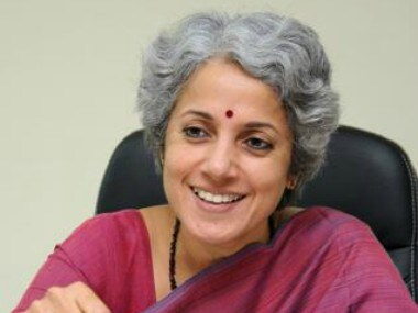 WHO appointed Soumya Swaminathan as the deputy director general for programmes. Twitter/@doctorsoumya