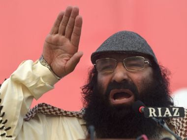 File image of Syed Salahuddin. Courtesy: News18
