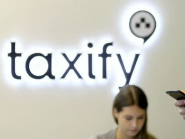 Taxify. Reuters.