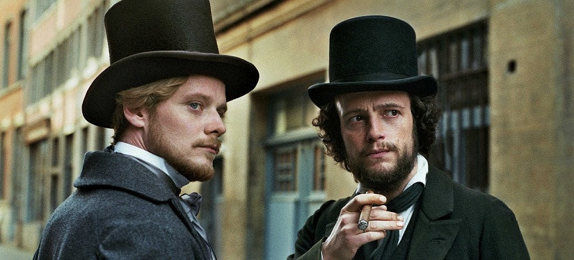 the young karl marx 825