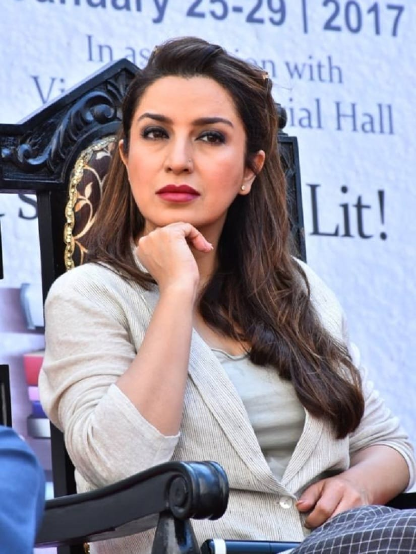 Tisca Chopra. Image from facebook/@TiscaOfficial