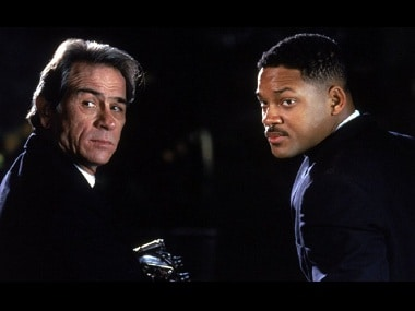 Tommy Lee Jones and Will Smith. Image from Twitter/@denofgeek