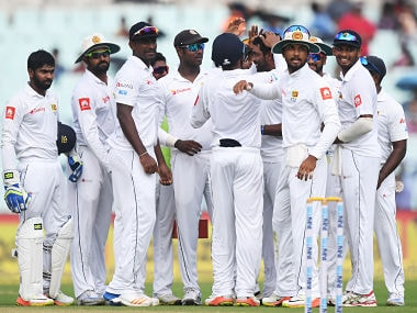 Sri Lanka need to crry forward their dogged approach and build on the promise they have shown. AFP