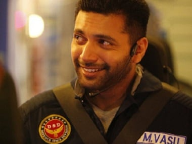 Jayam Ravi says Tik Tik Tik will be a significant milestone in Tamil cinema at film's audio launch